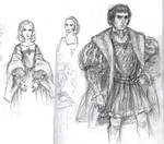 George and Jane Boleyn studies