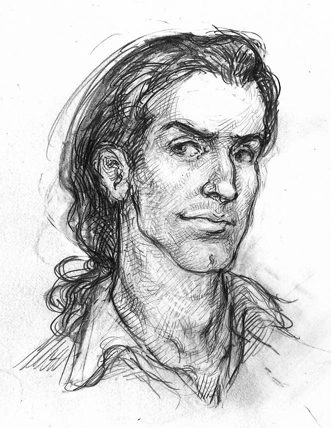 Gaston by suburbanbeatnik