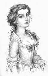 Belle by suburbanbeatnik