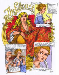 The Sultana page 1 by suburbanbeatnik