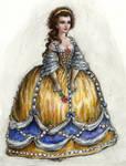 Rococo Belle