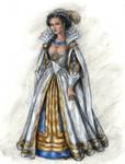 Jacobean Pocahontas