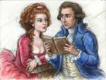 Helene and Nikholaus