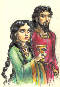 Nazchehr and the King