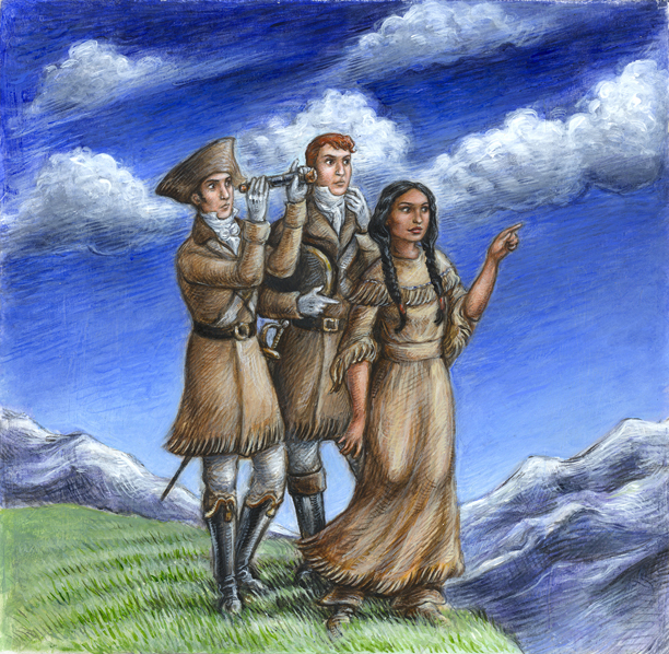 the lewis and clark expedition sacagawea essay Sacagawea essays sacagawea was a crucial part of the lewis and clark expedition at first she was just their translator's 15 year old pregnant wife, but turned out to.