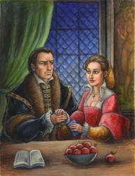 Thomas and Margaret Cranmer by suburbanbeatnik
