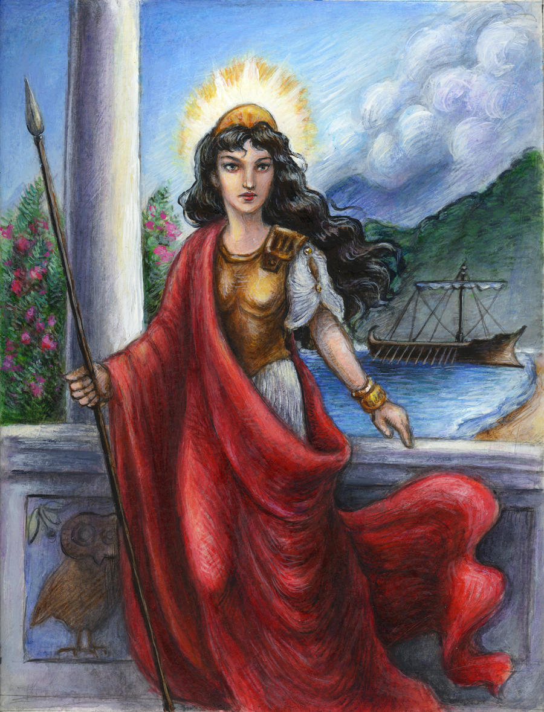 Minerva by suburbanbeatnik