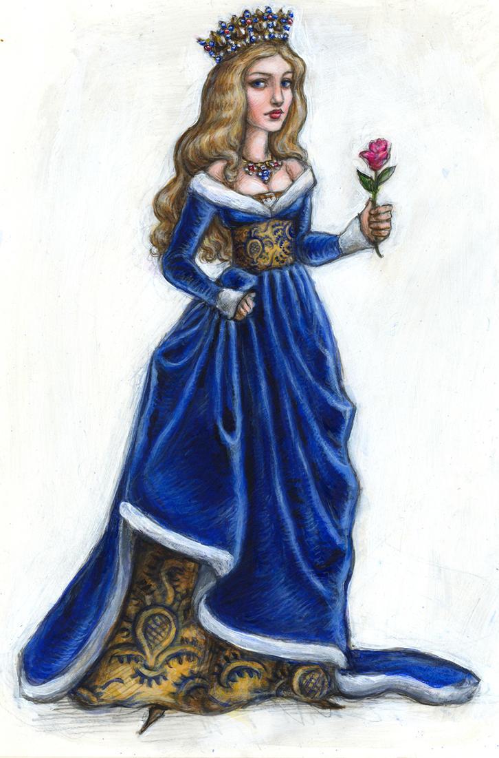 Medieval Aurora by suburbanbeatnik