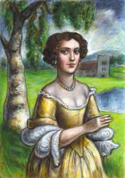 Lady Magdalen Graham by suburbanbeatnik
