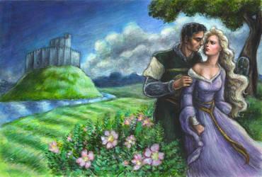 The Warlord's Captive Bride by suburbanbeatnik