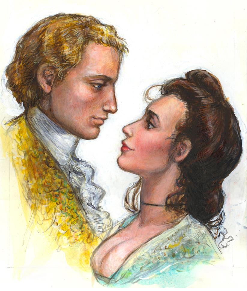 Richard and Rose by suburbanbeatnik