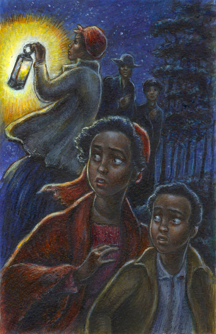 Underground Railroad by suburbanbeatnik