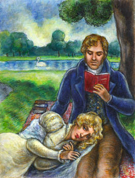 The Lady Who Loved Him: Hyde Park