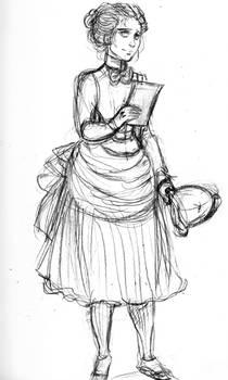 Jane Porter sketch