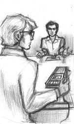 Dr Al Carlisle interviews Ted Bundy by suburbanbeatnik