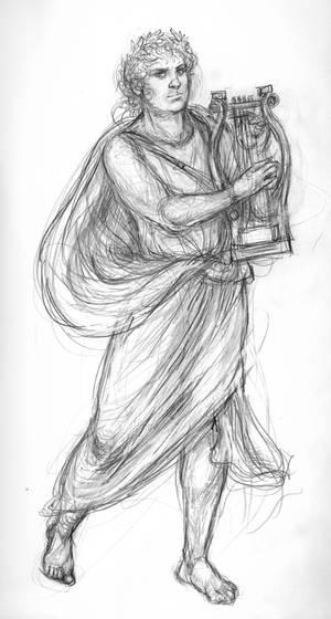 Nero (as Apollo Citharoedus)