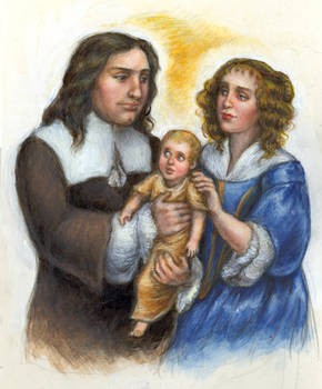 Iver and his parents