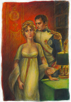Napoleon and Marie Walewska