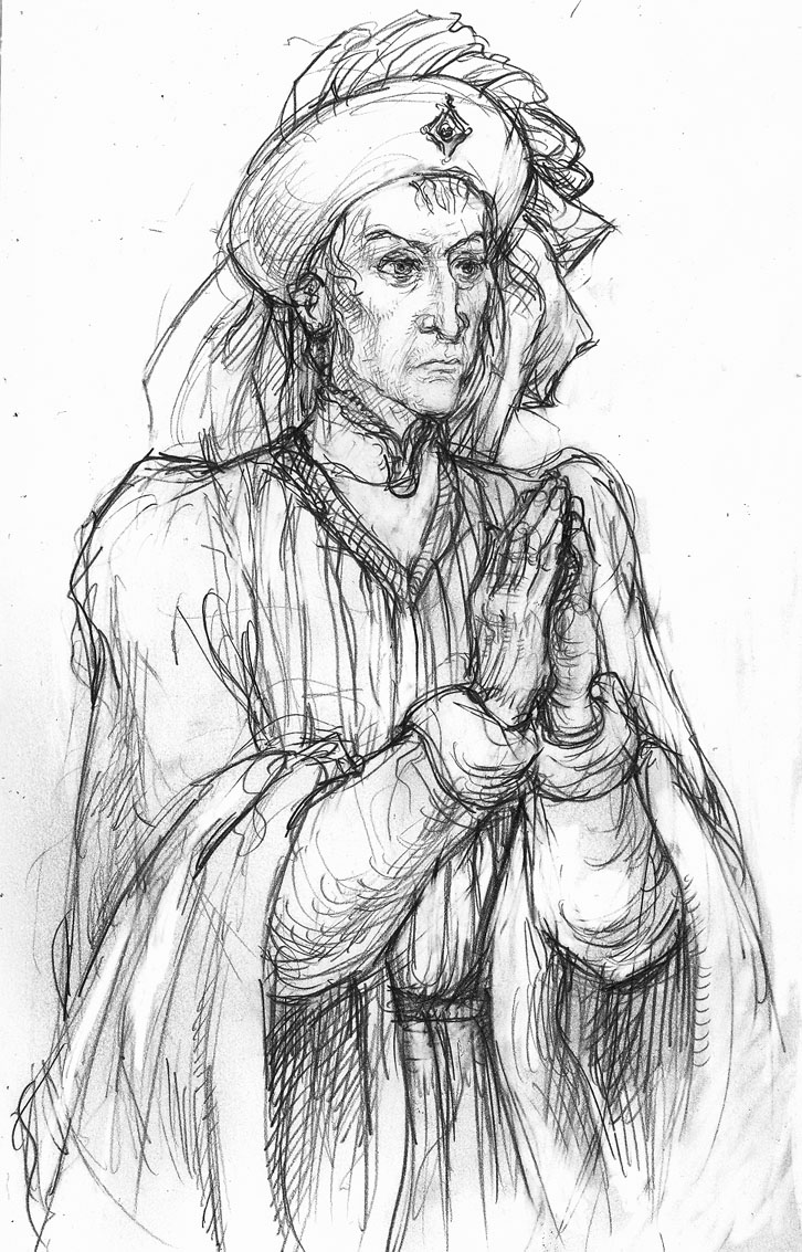 Frollo by suburbanbeatnik
