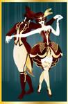 TheMasquerade by ArtistHazzard