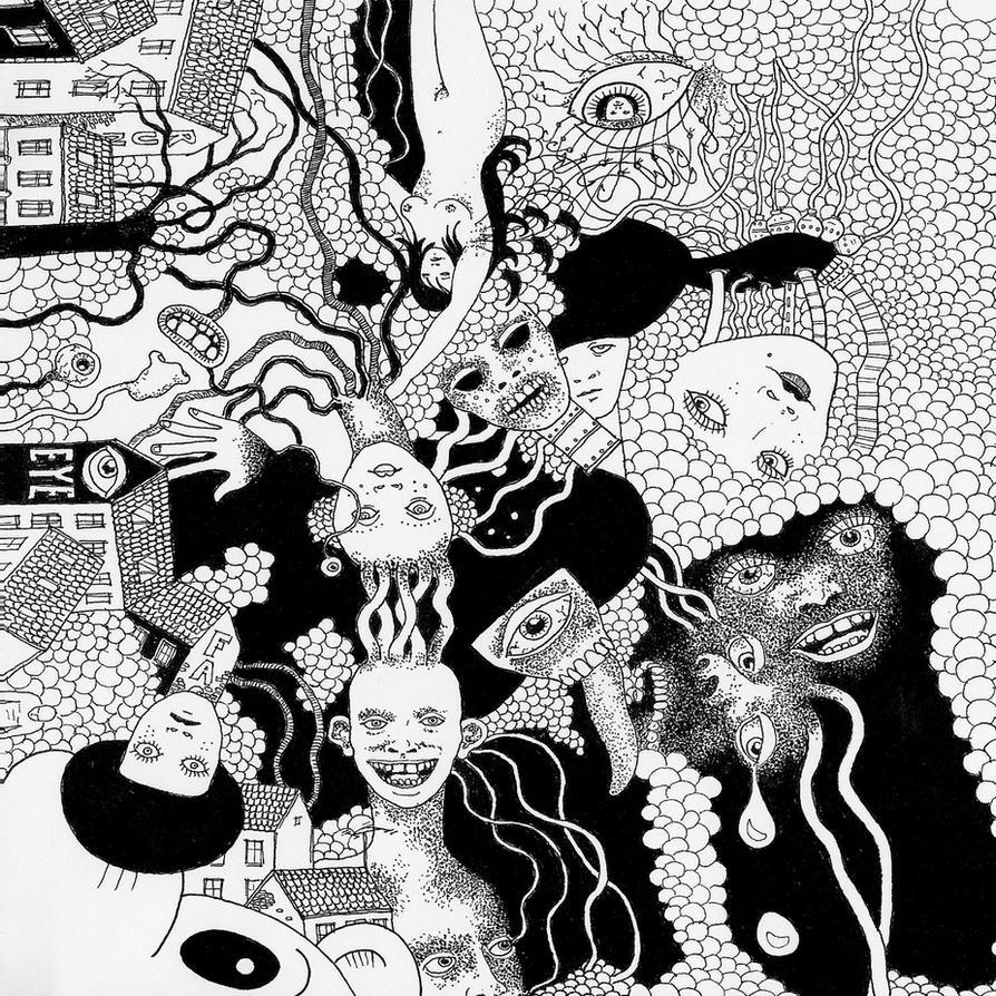 Tears and Bubbles by runekreu