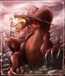 Dragon of the Crimson Moon 2