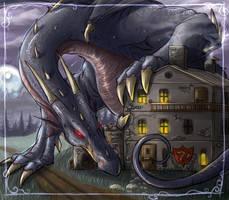 Dragon's Lodge by Sayda