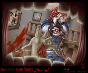 Resident Evil: REvisited by Sayda