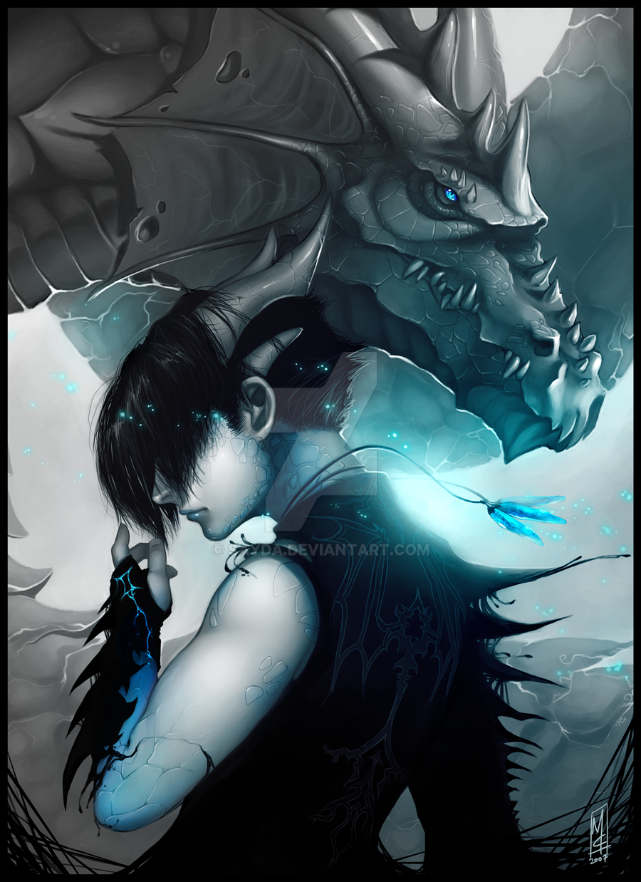 Dragon's Soul by Sayda