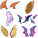 Pokemon Wings