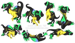 CG - Raptor by Yamita