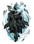 Commission - Wraith by Yamita