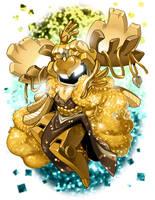 Goldspun