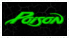 Poison stamp by krassrocks