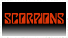 Scorpions stamp by krassrocks