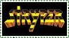 Stryper stamp by krassrocks