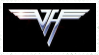 Van Halen stamp by krassrocks