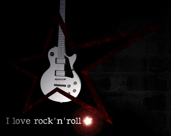 I Love Rock'n'roll 3 By Krassrocks On DeviantArt