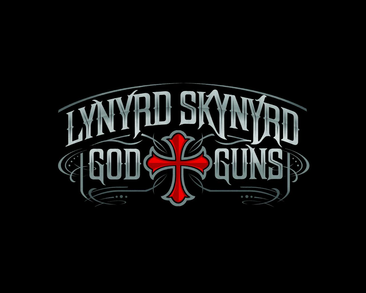 lynyrd skynyrd god n guns