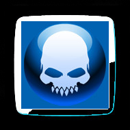 Vista-XP Logon Bitlord Blue by Dr-Bee