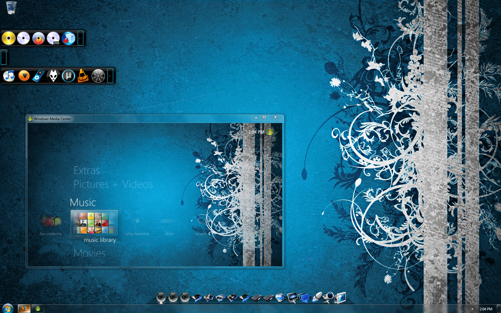Windows Media Center Windows 7