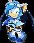 Commission - Skylia The Bat