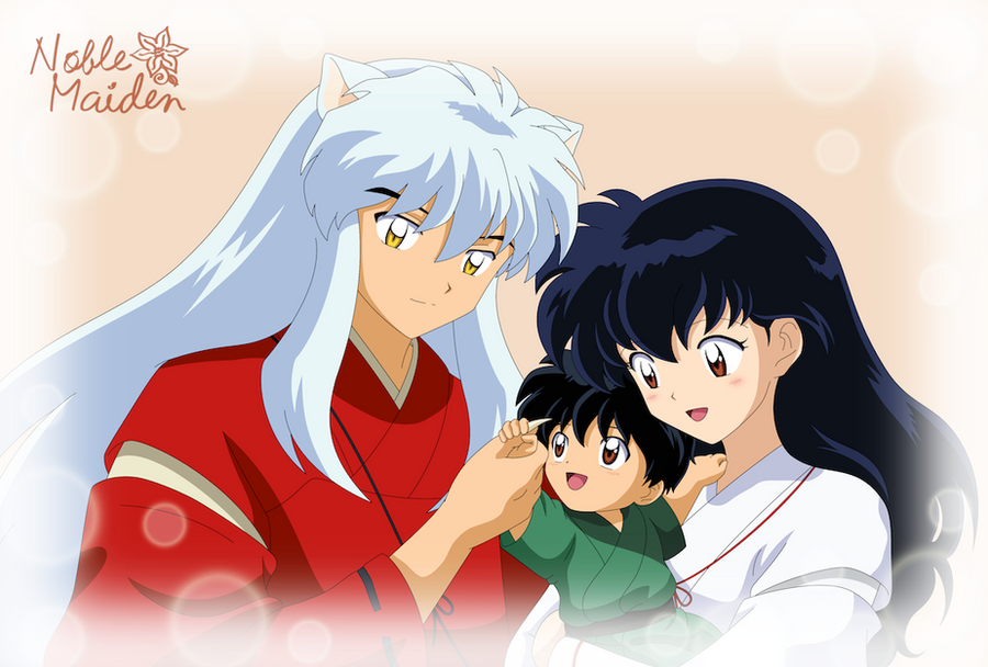 Sesshomaru Family Welcome to our family,...