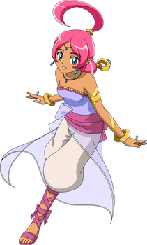 Shahra The Genie of The Ring