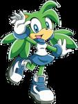 Commission - Irma the Hedgehog