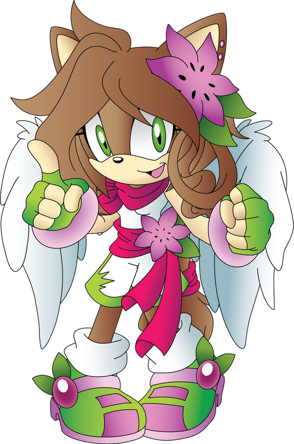 Gracidea The Shaymin by Noble-Maiden
