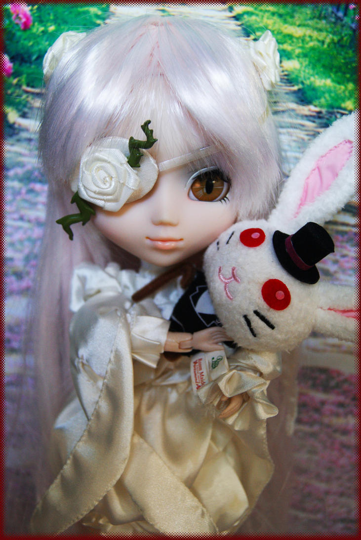 Kirakishou Pullip (Old Version) by Storm-of-Bagels