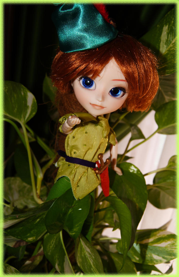 Brave and Courageous, Peter Pan!! (2) by Storm-of-Bagels