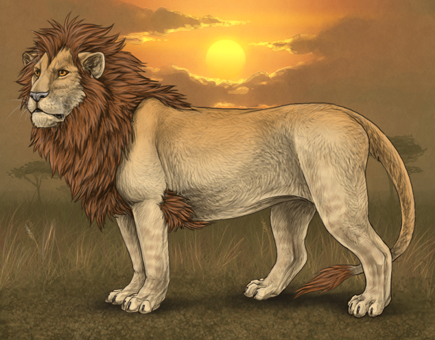 King Arison by Shayla-Estate