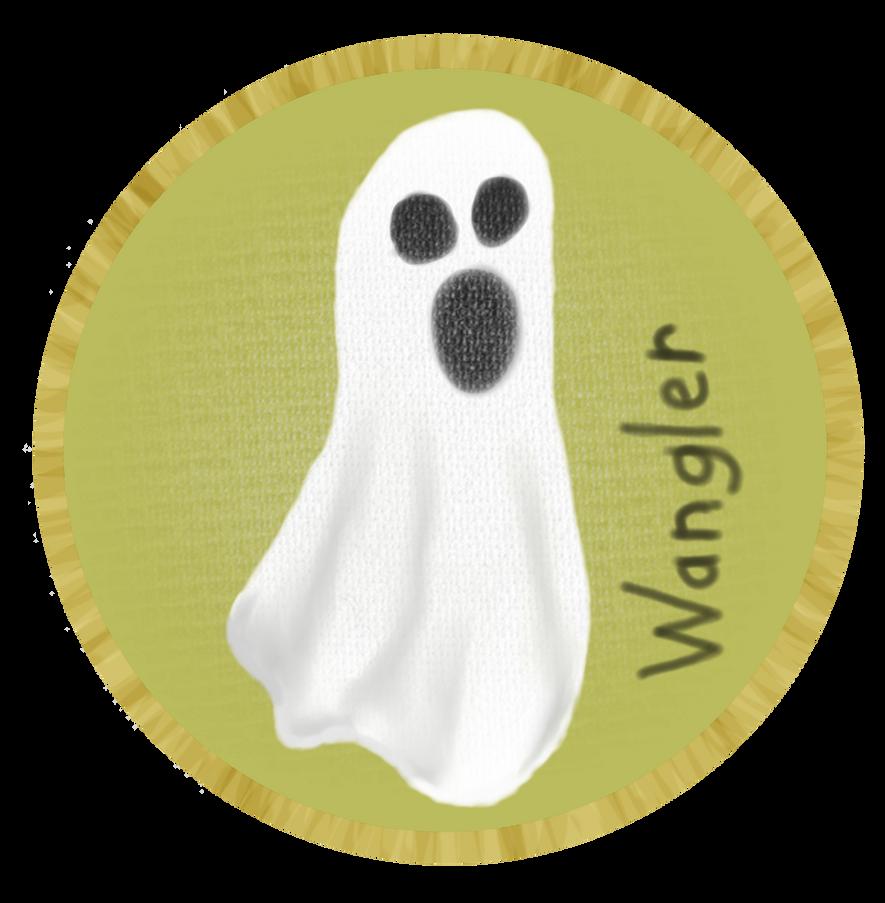 Ghost Badge - Wrangler